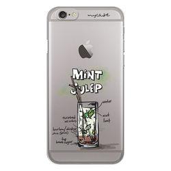 Capa para celular - Drinks   Mint Julep