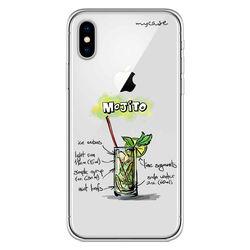 Capa para celular - Drinks   Mojito