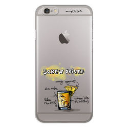 Capa para celular - Drinks | Screw Driver