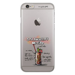 Capa para celular - Drinks | Strawberry Mojito