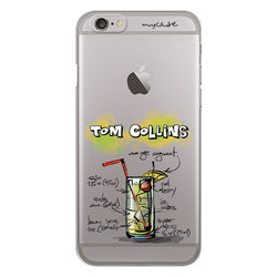 Capa para celular - Drinks | Tom Collins