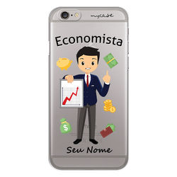 Capa para Celular - Economista | Homem