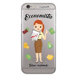 Capa para celular - Economista - Mulher