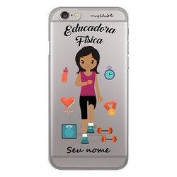 Capa para celular - Educadora Física