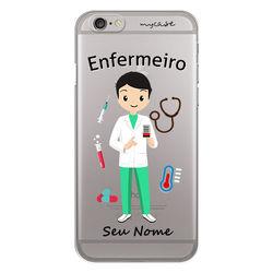 Capa para celular - Enfermeiro