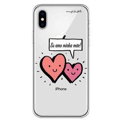 Capa para celular - Eu Amo Minha Mãe