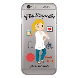 Capa para celular - Fisioterapeuta - Mulher