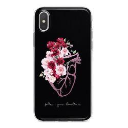 Capa para celular - Follow Your Heart