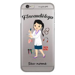 Capa para celular - Fonoaudióloga