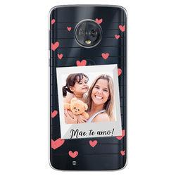 Capa para celular - Frame   Mãe, te amo