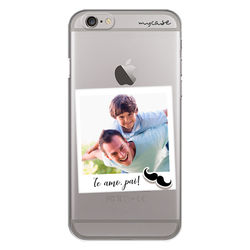 Capa para celular - Frame | Te amo, pai