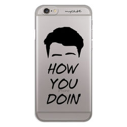 Capa para celular - Friends - How You Doing?