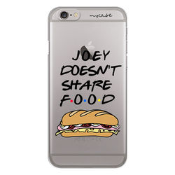 Capa para celular - Friends | Joey Doesnt Share Food