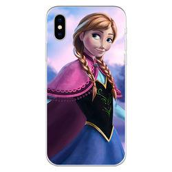 Capa para Celular - Frozen | Anna