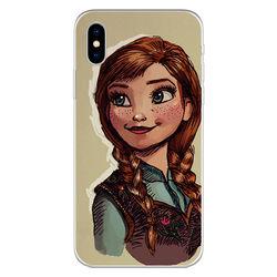 Capa para Celular - Frozen | Anna Desenho