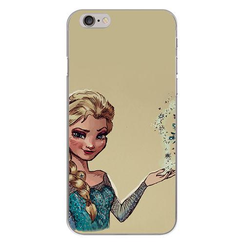 Imagem de Capa para Celular - Frozen | Elsa Desenho