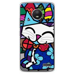 Capa para Celular - Gatinho | Romero Britto