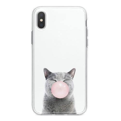 Imagem de Capa para celular - Gato Chiclete