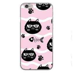 Capa para celular - Gato Preto