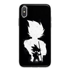 Capa para celular - Goku Dark
