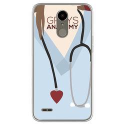 Capa para celular - Grey's Anatomy