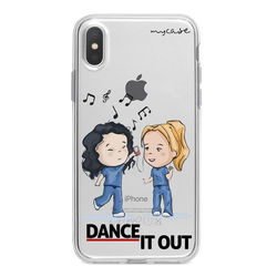 Capa para celular - Grey's Anatomy | Dance It Out