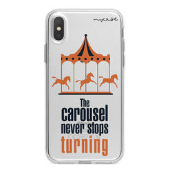 Capa para celular - Grey's Anatomy | The carousel never stops turning
