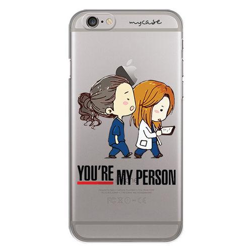 Imagem de Capa para celular - Grey's Anatomy | You're My Person