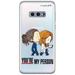 Capa para celular - Grey's Anatomy | You're My Person