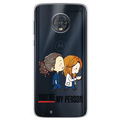 Capa para celular - Grey's Anatomy | You're My Person