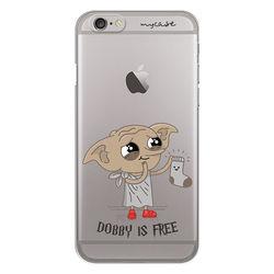 Capa para celular - Harry Potter | Dobby is free