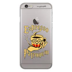 Capa para celular - Harry Potter | Espresso Patronum