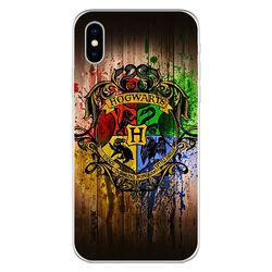 Capa para Celular - Harry Potter Hogwarts