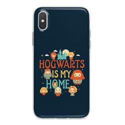 Capa para celular - Harry Potter | Hogwarts is my home