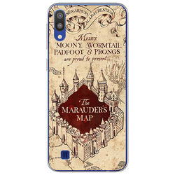 Capa para Celular - Harry Potter | Mapa do Maroto 1