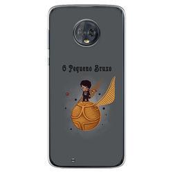 Capa para celular - Harry Potter | O Pequeno Bruxo