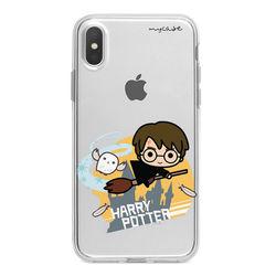 Capa para celular - Harry Potter | Owl