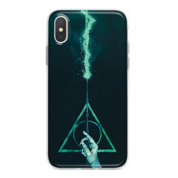 Capa para celular - Harry Potter Relíquias da Morte 2