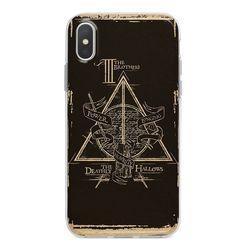 Capa para celular - Harry Potter   The Deathly Hallow