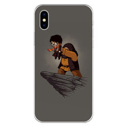 Capa para celular - Harry Potter | The Potter King