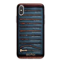 Capa para celular - Harry Potter   Varinhas Mágicas