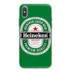 Capa para celular - Heineken