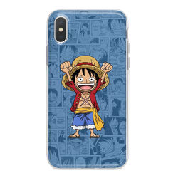 Capa para celular - História em Quadrinhos | One Piece