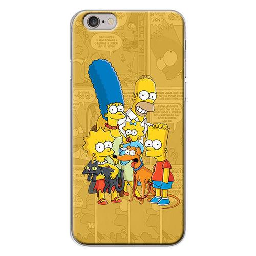 Imagem de Capa para Celular - História em Quadrinhos | Simpsons