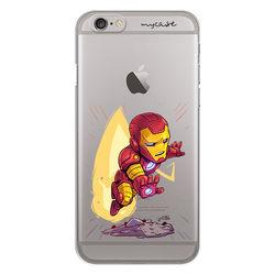 Capa para celular - Homem de Ferro