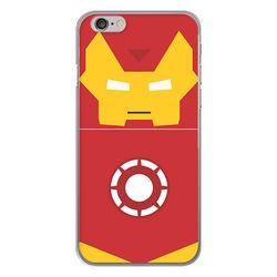 Capa para celular - Homem de Ferro Flat
