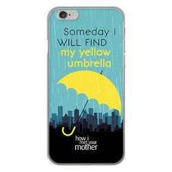Capa para celular - How I Met Your Mother   Yellow Umbrella