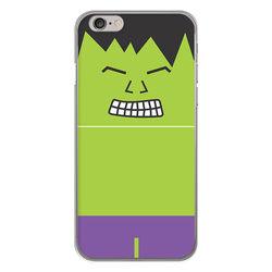 Capa para celular - Hulk Flat