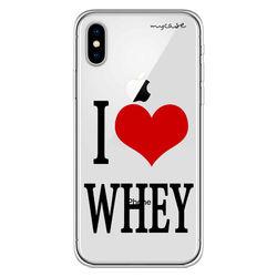 Capa para celular - I Love Whey
