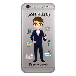 Capa para Celular - Jornalista | Homem